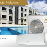 Midtown Cancun Mini Split Hi Wall Inverter