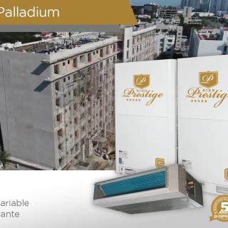 Torre Palladium
